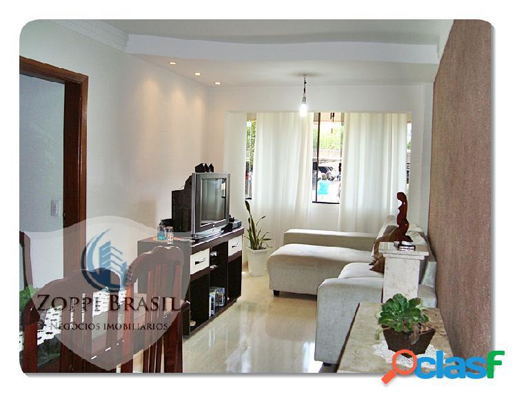 Ap189 - apartamento, venda, americana, chácara machadinho, 87 m², 3 dormitó
