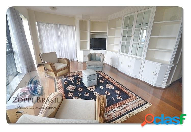 Ap240 - apartamento, venda, americana sp, centro, 210 m². alto padrão, 3 do
