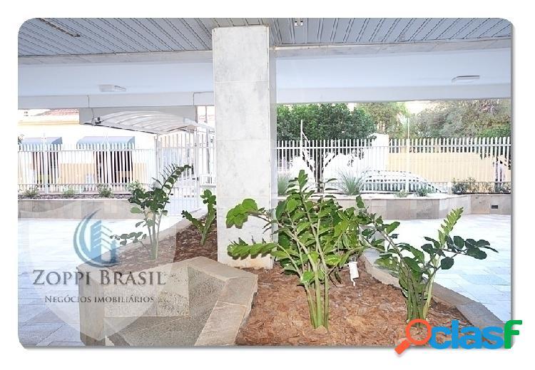 Ap254 - apartamento à venda em americana sp, centro, 150 m², 3 dormitórios,