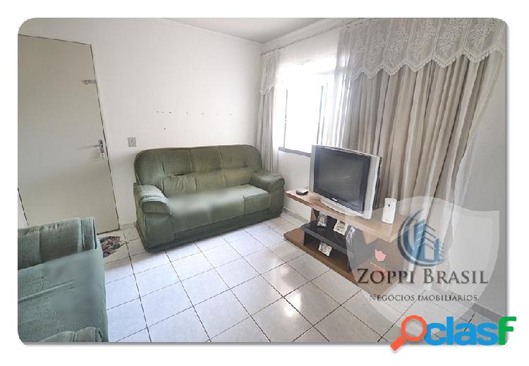 Ap263 - apartamento, venda, americana, vila dainese, 47,86 m², 2 dormitório