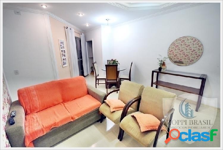 Ap274 - apartamento, venda, americana, bairro são manoel, 80m², 2 dormitóri
