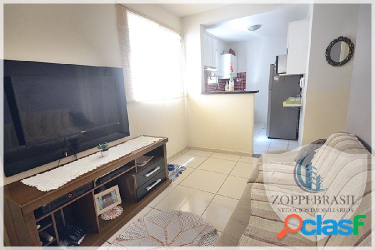 Ap309 - apartamento, venda, americana sp, machadinho, sol da manhã, 46,50 m