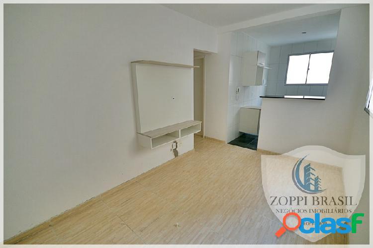 AP316 - Apartamento, Venda, Americana SP, Jardim Recanto, NOVO, 45 m², 2 Do 2