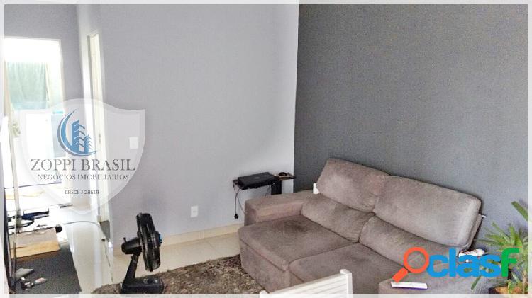 Ap317 - apartamento, venda, santa bárbara d´oeste sp, planalto do sol, 50 m