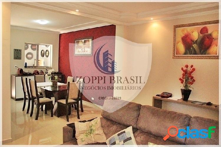 Ap368 - apartamento, venda, americana sp, parque das nações, 100 m². lindo