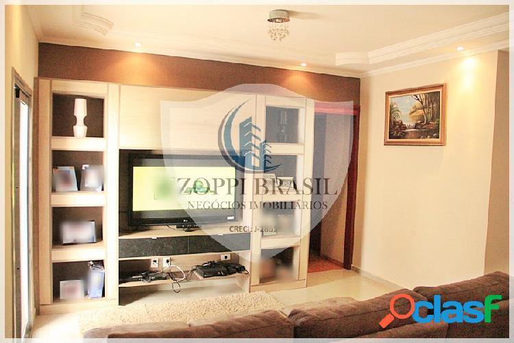 AP368 - Apartamento, Venda, Americana SP, Parque das Nações, 100 m². Lindo 1