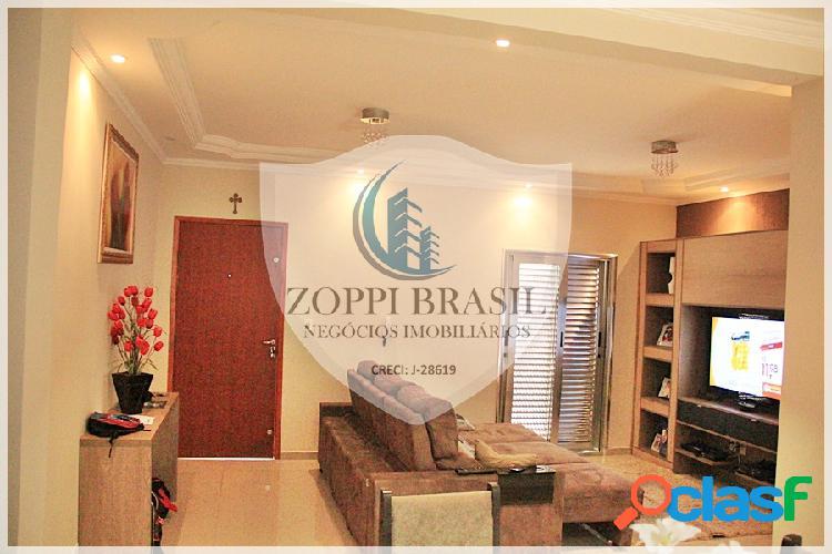 AP368 - Apartamento, Venda, Americana SP, Parque das Nações, 100 m². Lindo 2