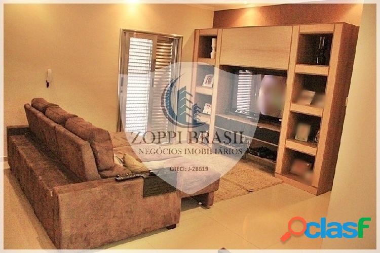 AP368 - Apartamento, Venda, Americana SP, Parque das Nações, 100 m². Lindo 3