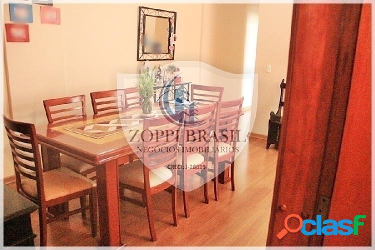 Ap370 - apartamento, venda, americana sp, bairro boa vista, 110 m², 3 dormi