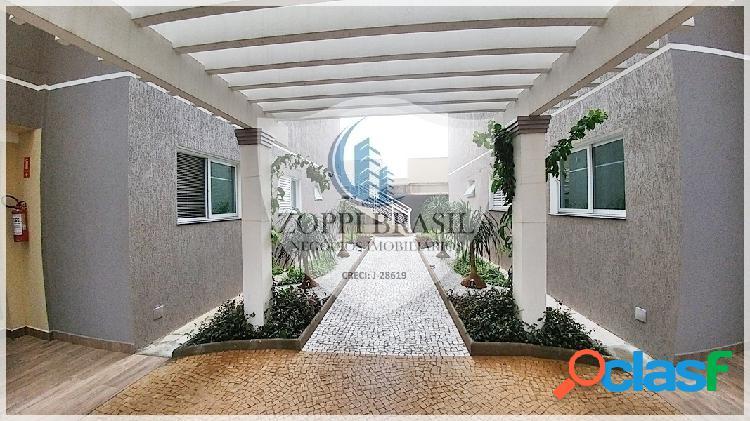 Ap376 - apartamento, venda, americana sp, vila galo, térreo, 65,05 m², 2 do