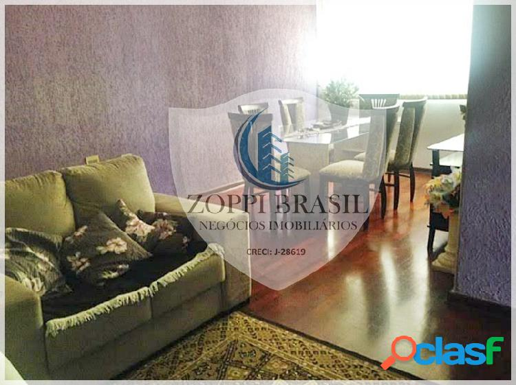 AP377 - Apartamento, Venda, Americana SP, Jardim Planalto, 96 m², 3 Dormitó 1