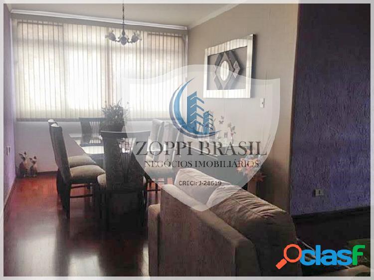 AP377 - Apartamento, Venda, Americana SP, Jardim Planalto, 96 m², 3 Dormitó 3
