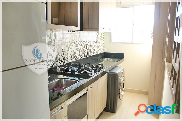 Ap387 - apartamento à venda em americana sp, praia dos namorados, 45 m², 2