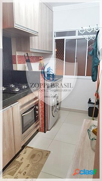 Ap398 - apartamento à venda em santa bárbara d´oeste sp, jardim das laranje
