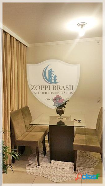 AP398 - Apartamento à Venda em Santa Bárbara D´Oeste SP, Jardim das Laranje 1