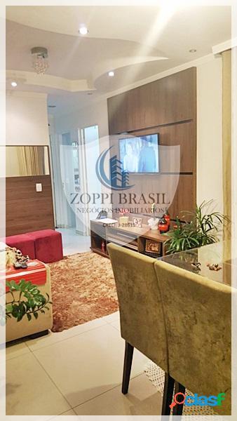 AP398 - Apartamento à Venda em Santa Bárbara D´Oeste SP, Jardim das Laranje 3