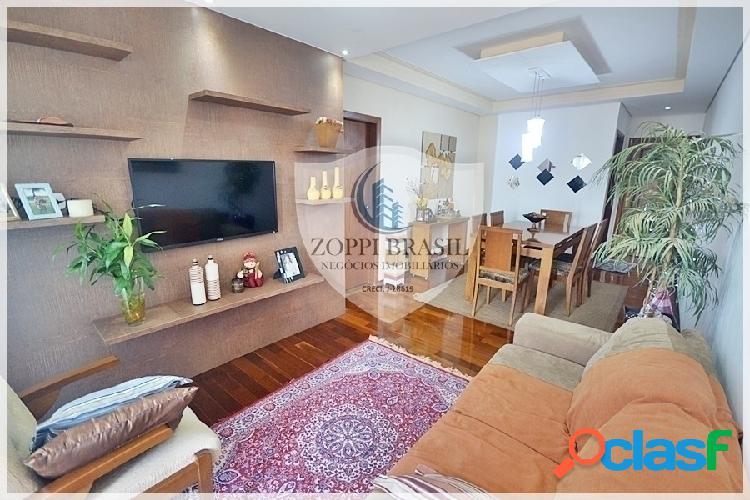 Ap412 - apartamento ã venda em americana sp, frezzarin (av. brasil), 90 mâ²,