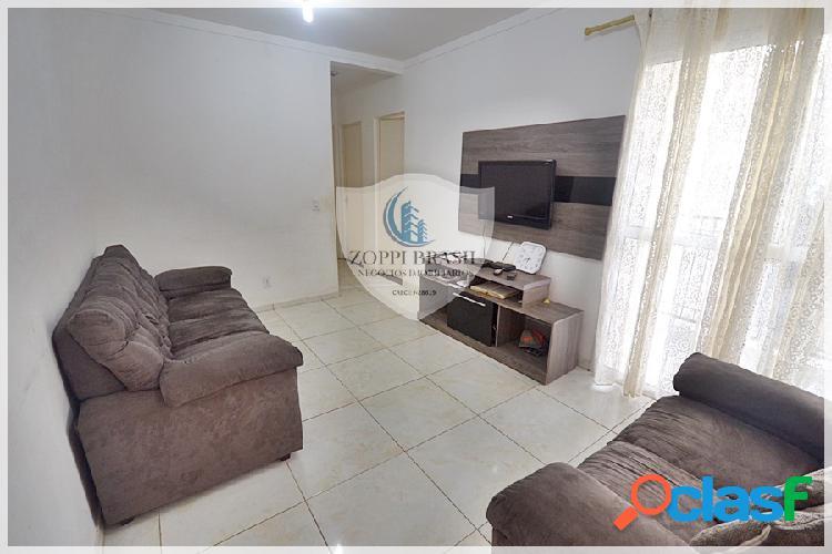 Ap415 - apartamento à venda em santa bárbara d´oeste sp, planalto do sol ii