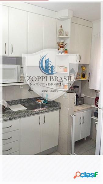 Ap445 - apartamento à venda em americana sp, vila jones, 44 m², 2 dormitóri