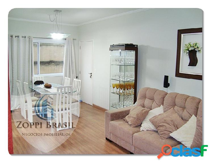 Apartamento, venda, americana, catharina zanaga, 74,80m². financiamento: s