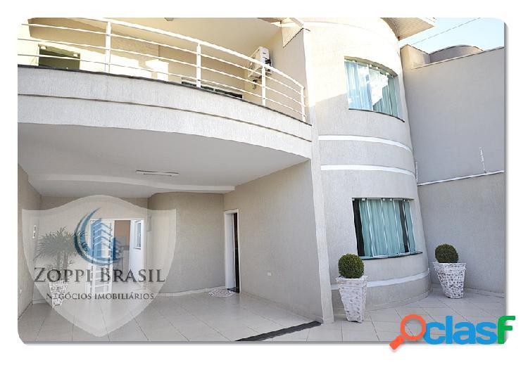 Ca194 - casa, venda, americana, praque das nações, 194 m², 2 dormitórios, 1
