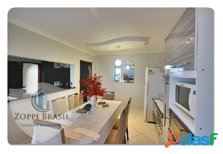 Ca251 - casa à venda em americana sp, bairro santa rosa ii, 126 m² terreno,