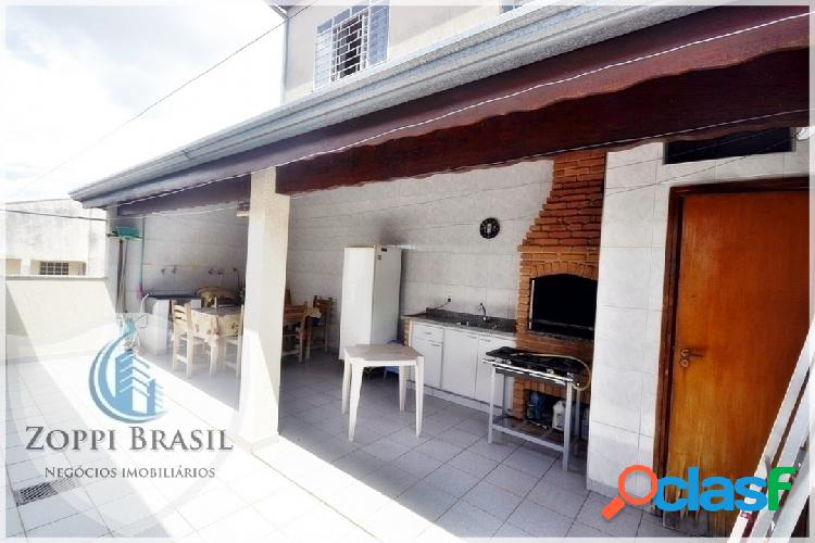 Ca272 - casa, venda, santa bárbara d´oeste, jardim pérola, 300 m² terreno,