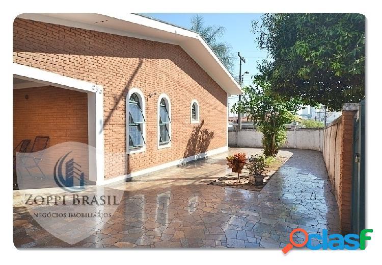 Ca300 - casa, venda, americana, jardim colina, 540 m² terreno, 237 m² const