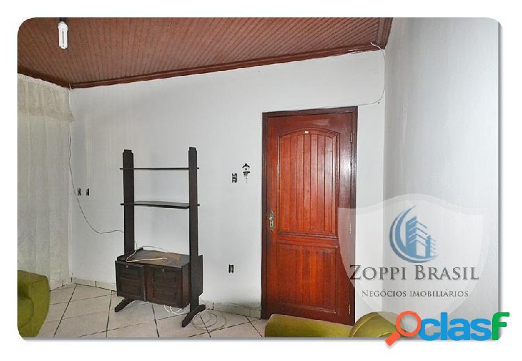 Ca375 - casa a venda em americana sp, bairro cariobinha, 210 m² terreno, 8