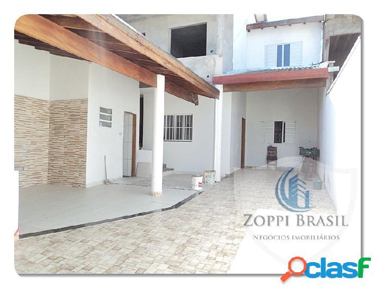 Ca382 - casa à venda em americana sp, jardim esperança, 150 m² terreno, 12