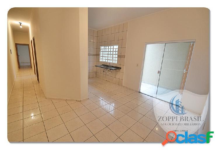 Ca404 - casa à venda em americana sp, parque residencial jaguari, 150 m² te