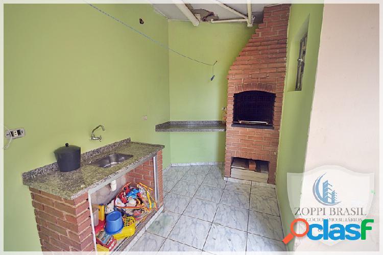 Ca431 - casa, venda, americana sp, vila mathiesen, 125 m² terreno, 200 m² c