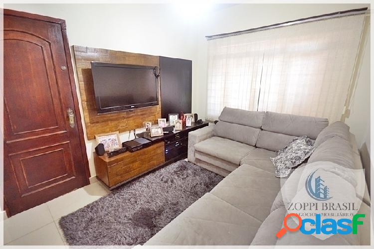 CA431 - Casa, Venda, Americana SP, Vila Mathiesen, 125 m² terreno, 200 m² c 1