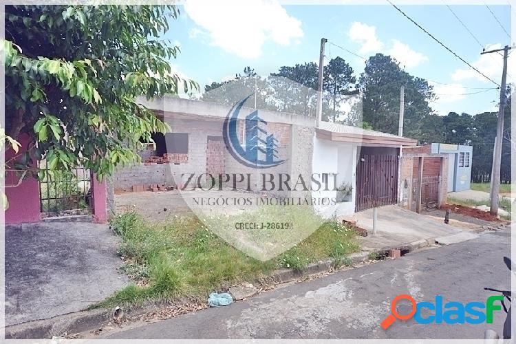 CA473, Casa, Venda, Americana SP, Jardim Balsa I. EM CONSTRUÇÃO, 150 m² ter