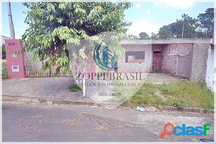 CA473, Casa, Venda, Americana SP, Jardim Balsa I. EM CONSTRUÇÃO, 150 m² ter 2