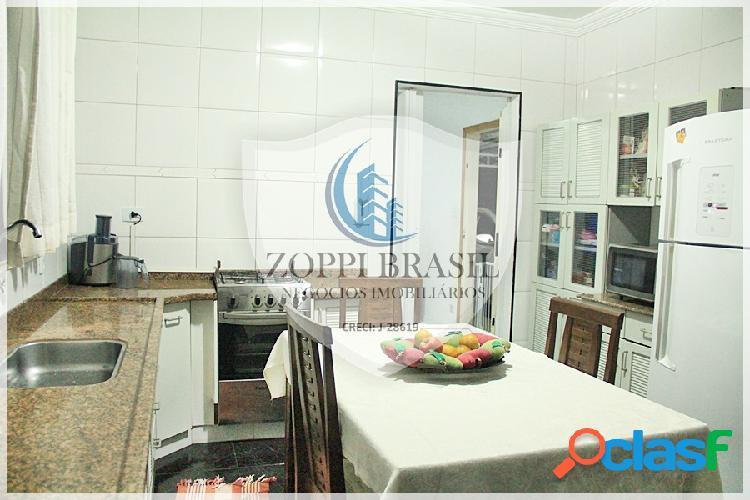 Ca512 - casa, venda, americana sp, jardim brasil, 250 m² terreno, 180 m² ár