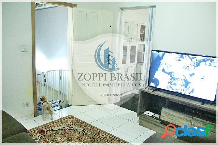 CA512 - Casa, Venda, Americana SP, Jardim Brasil, 250 m² terreno, 180 m² ár 2