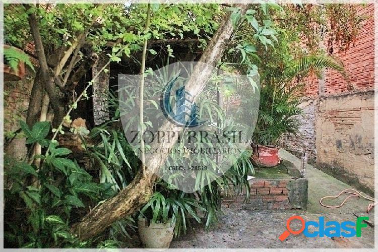 Ca516 - casa, venda, americana sp, jardim são domingos. casa antiga com 160