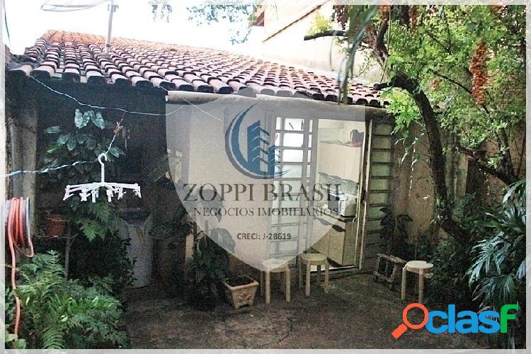 CA516 - Casa, Venda, Americana SP, Jardim São Domingos. Casa antiga com 160 1