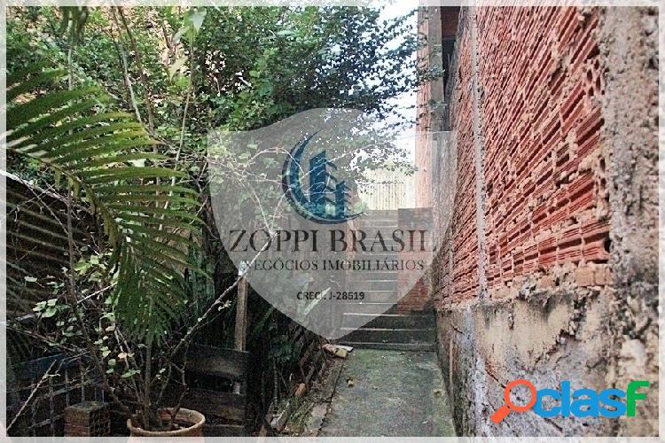 CA516 - Casa, Venda, Americana SP, Jardim São Domingos. Casa antiga com 160 2