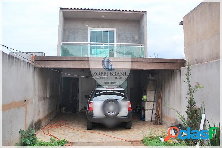 Ca544 - casa à venda em americana sp, jardim ipiranga, 175 m² terreno, 120