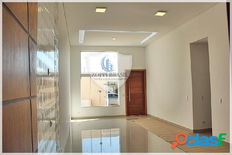 Ca564 - casa à venda em americana sp, jardim terramérica, 200 m² terreno, 1
