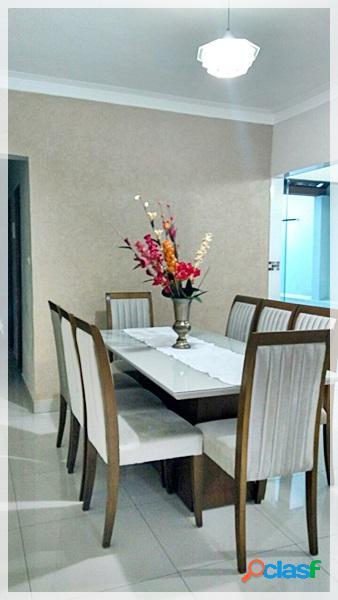 Ca579 - casa a venda em santa bárbara d´oeste sp, planalto do sol, 125 m² t