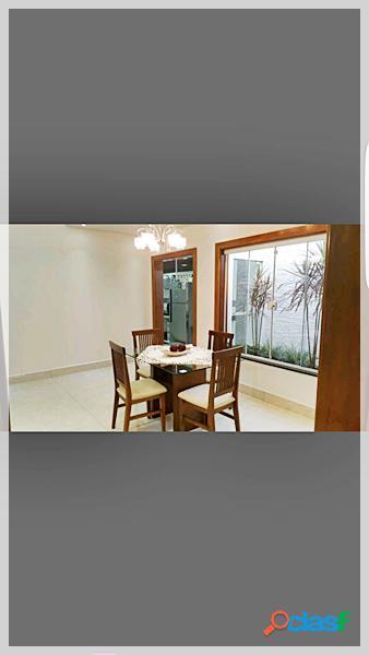 Ca604 - casa à venda em americana sp, cidade jardim, 365 m² terreno, 118,49