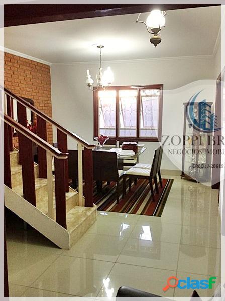 CA608 - Casa à Venda em Nova Odessa SP, Jd. N. Sra de Fátima, 372 m² terren 3