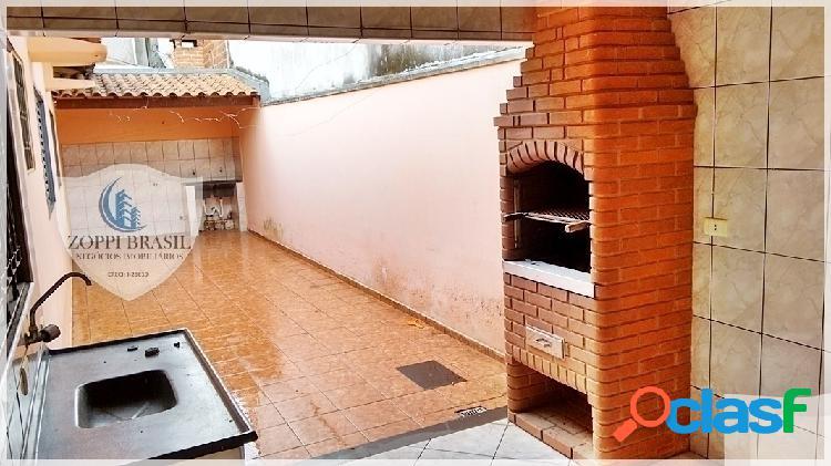 Ca642 - casa à venda em santa bárbara d´oeste sp, jardim vila rica, 180 m²