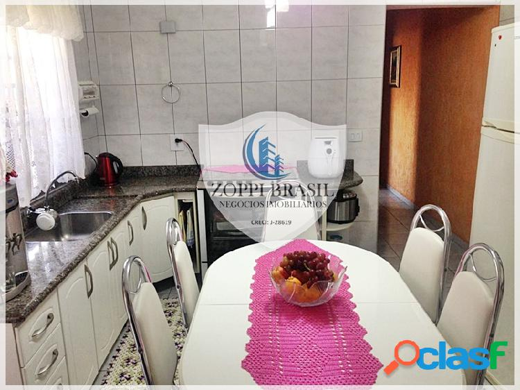 Ca661 - casa à venda em santa bárbara d´oeste sp, jardim gerivá, 125 m² ter