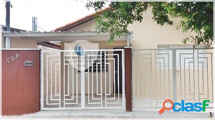 Ca688 - casa à venda em americana sp, cidade jardim i, 300 m² terreno, 150
