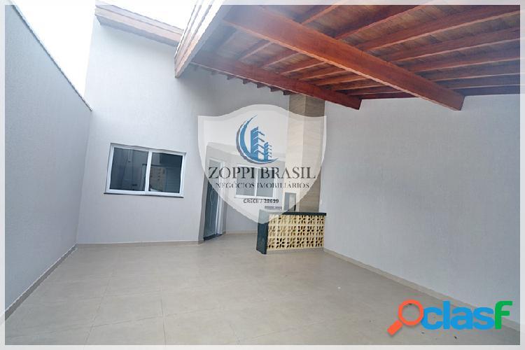 CA697 - Casa à Venda em Americana SP, Jardim Terramérica, 156 m² terreno, 3 1