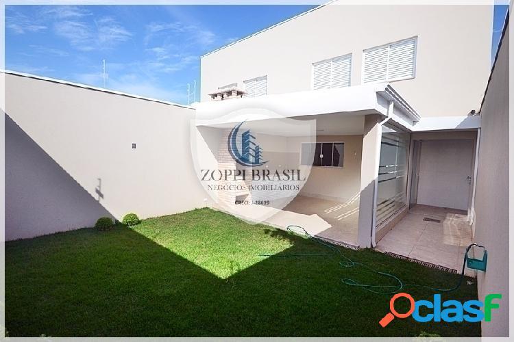 Ca700 - casa à venda em americana sp. jardim terramérica, 150 m² terreno, 1